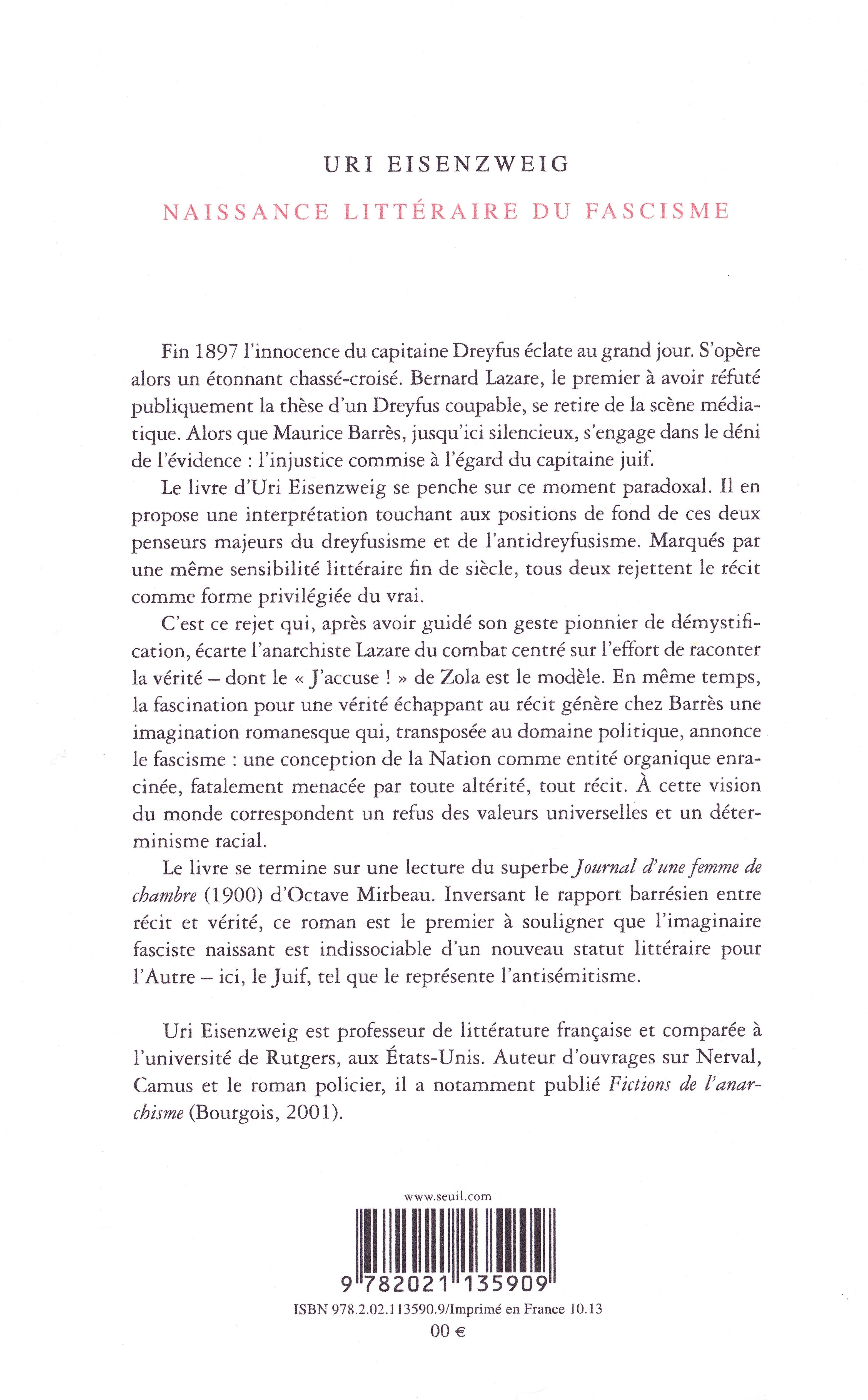 Dissertation Et Commentaire Littraire